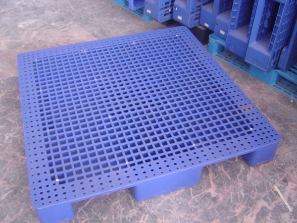 Heavy-duty blue plastic card board